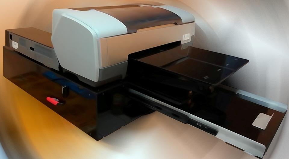 Mesin Dtg Printer A3 Epson